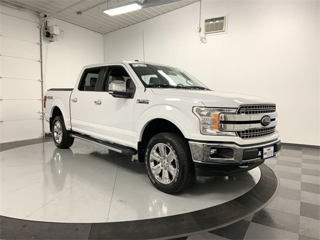 2018 F-150 SuperCrew Cab 4x4, Pickup #19F847A - photo 9