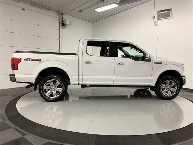 2018 F-150 SuperCrew Cab 4x4, Pickup #19F847A - photo 8