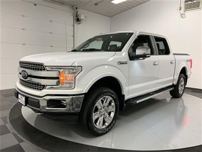 2018 F-150 SuperCrew Cab 4x4, Pickup #19F847A - photo 4