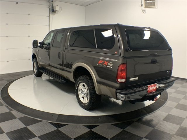 2006 F-250 Crew Cab 4x4,  Pickup #19F85A - photo 10