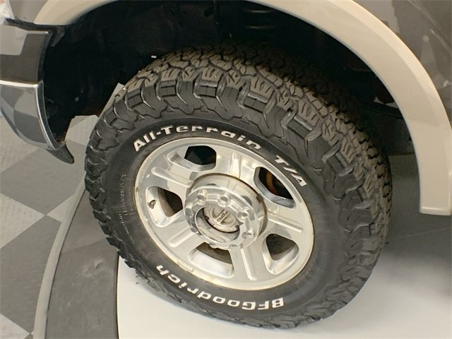 2006 F-250 Crew Cab 4x4,  Pickup #19F85A - photo 17