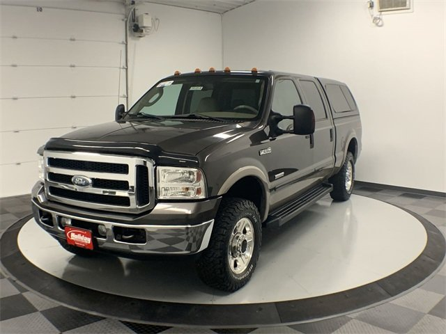 2006 F-250 Crew Cab 4x4,  Pickup #19F85A - photo 3