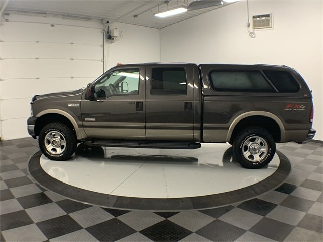 2006 F-250 Crew Cab 4x4,  Pickup #19F85A - photo 9