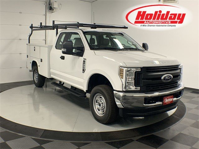 2019 F-250 Super Cab 4x4, Knapheide Standard Service Body #19F861 - photo 1