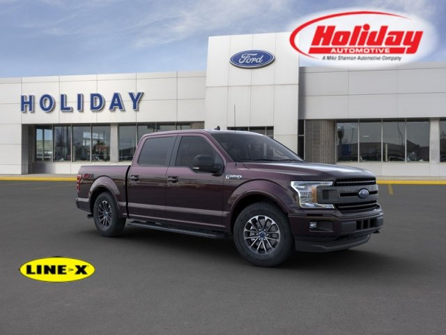2019 F-150 SuperCrew Cab 4x4, Pickup #19F874 - photo 1