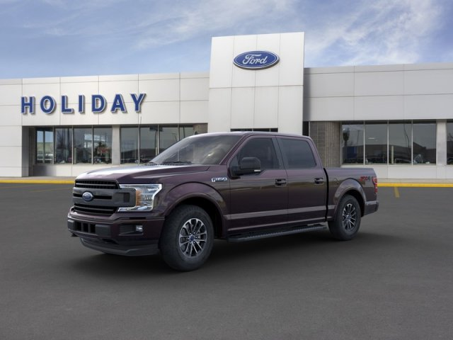 2019 F-150 SuperCrew Cab 4x4, Pickup #19F874 - photo 3