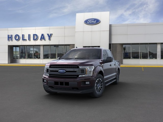 2019 F-150 SuperCrew Cab 4x4, Pickup #19F874 - photo 4