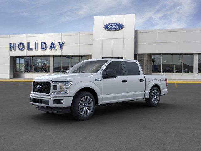 2019 F-150 SuperCrew Cab 4x4, Pickup #19F879 - photo 3