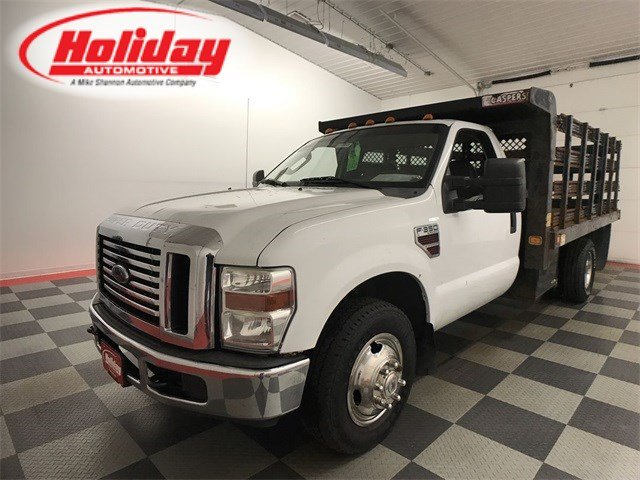 2009 F-350 Regular Cab DRW 4x2,  Stake Bed #19F88A - photo 1