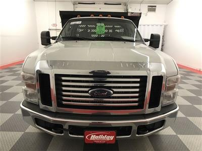 2009 F-350 Regular Cab DRW 4x2,  Stake Bed #19F88A - photo 11