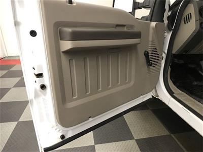 2009 F-350 Regular Cab DRW 4x2,  Stake Bed #19F88A - photo 13