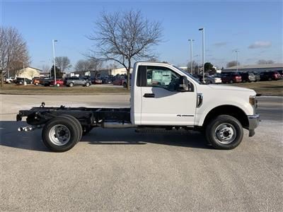 2019 F-350 Regular Cab DRW 4x4, Cab Chassis #19F900 - photo 13