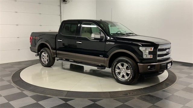 2016 F-150 SuperCrew Cab 4x4, Pickup #19F903A - photo 38