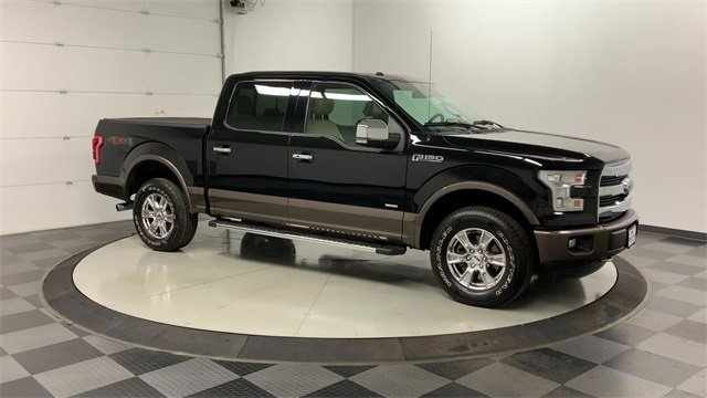 2016 F-150 SuperCrew Cab 4x4, Pickup #19F903A - photo 43