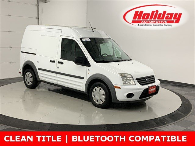 2011 Transit Connect 4x2, Empty Cargo Van #19F921A - photo 1