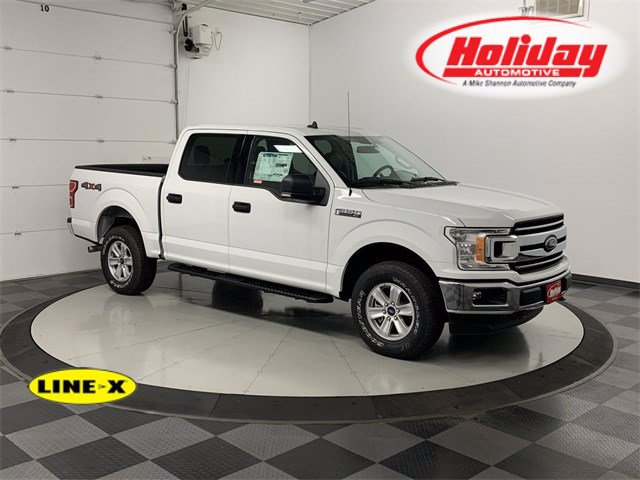 2019 Ford F-150 SuperCrew Cab 4x4, Pickup #19F923 - photo 1