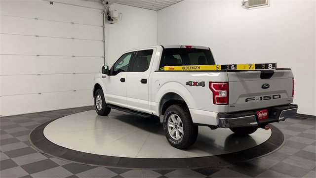 2019 Ford F-150 SuperCrew Cab 4x4, Pickup #19F923 - photo 3