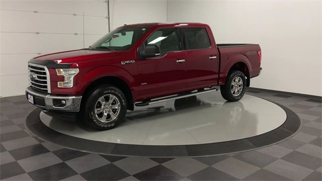 2017 F-150 SuperCrew Cab 4x4, Pickup #19F929A - photo 4