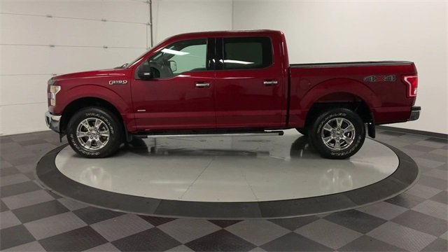 2017 F-150 SuperCrew Cab 4x4, Pickup #19F929A - photo 34