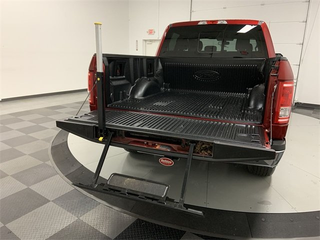 2017 F-150 SuperCrew Cab 4x4, Pickup #19F929A - photo 9