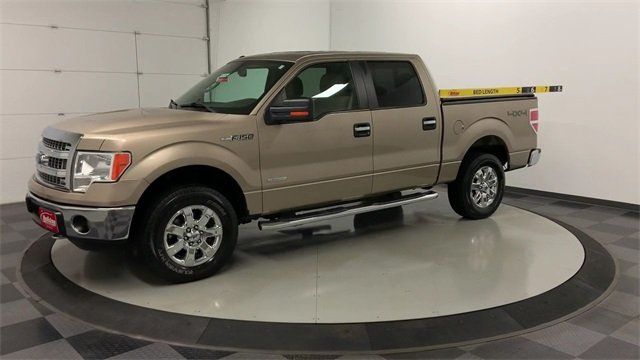 2014 F-150 SuperCrew Cab 4x4, Pickup #19F935A - photo 3