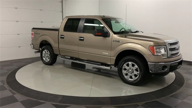2014 F-150 SuperCrew Cab 4x4, Pickup #19F935A - photo 27