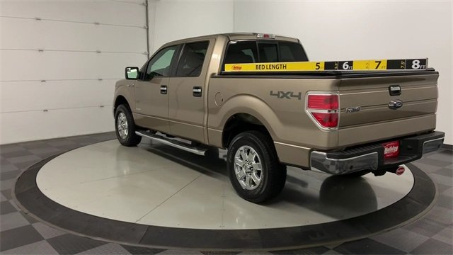 2014 F-150 SuperCrew Cab 4x4, Pickup #19F935A - photo 30