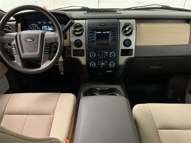 2014 F-150 SuperCrew Cab 4x4, Pickup #19F935A - photo 4