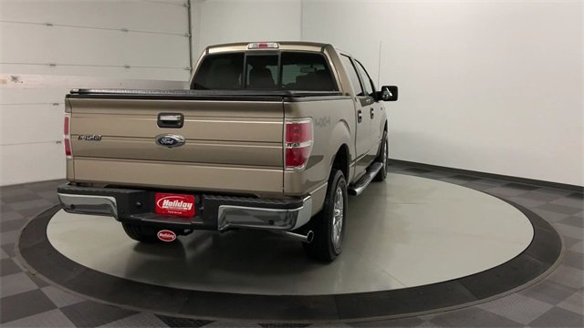 2014 F-150 SuperCrew Cab 4x4, Pickup #19F935A - photo 2
