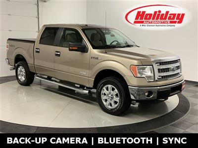 2014 F-150 SuperCrew Cab 4x4, Pickup #19F935A - photo 1