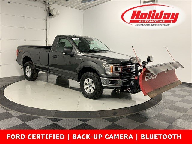 2018 F-150 Regular Cab 4x4, Pickup #19F948A - photo 1