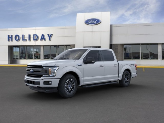 2019 F-150 SuperCrew Cab 4x4, Pickup #19F951 - photo 4