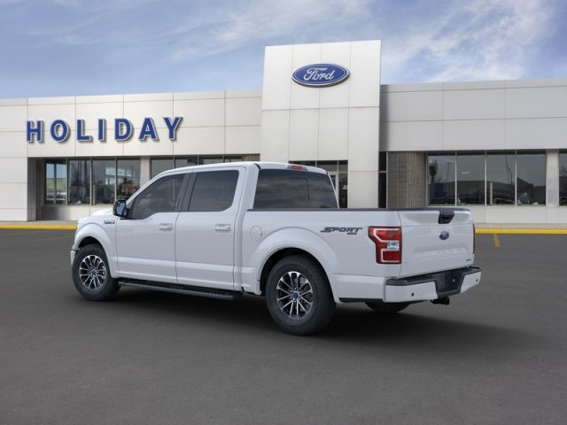 2019 F-150 SuperCrew Cab 4x4, Pickup #19F951 - photo 3