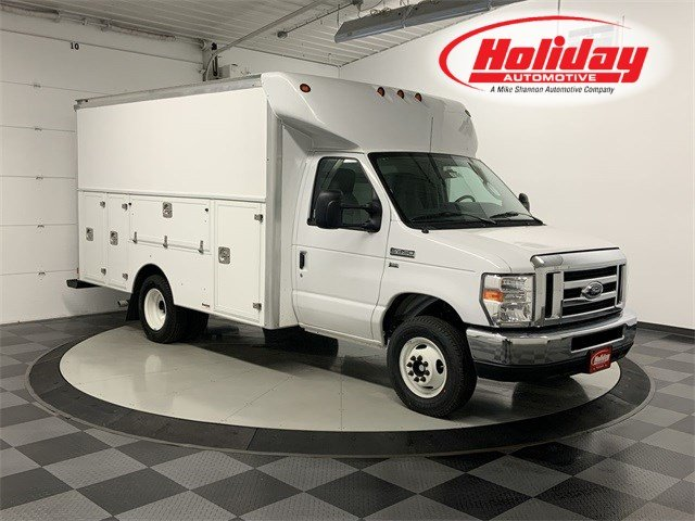 2019 Ford E-350 RWD, Supreme Service Utility Van #19F965 - photo 1