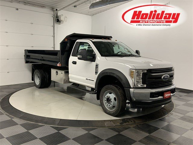 2019 F-450 Regular Cab DRW 4x4, Dump Body #19F966 - photo 1