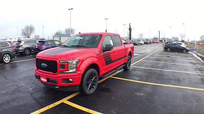 2019 F-150 SuperCrew Cab 4x4,  Pickup #19F97 - photo 6