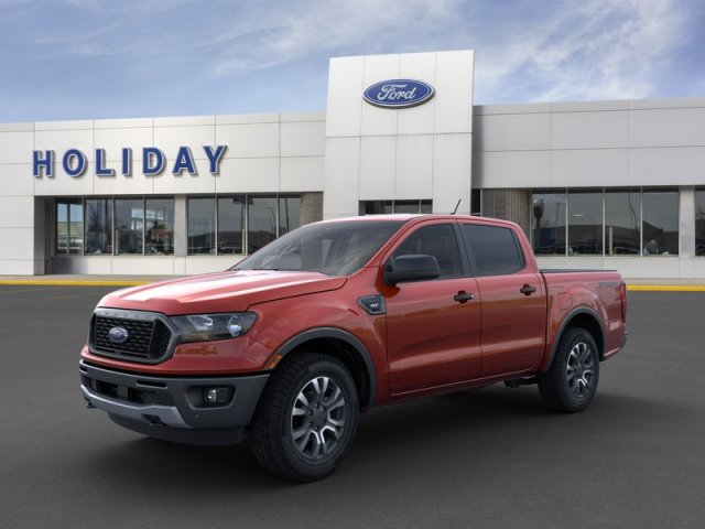 2019 Ranger SuperCrew Cab 4x4, Pickup #19F974 - photo 4