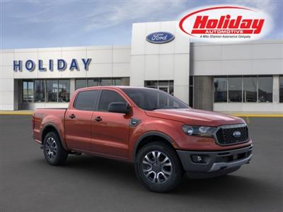 2019 Ranger SuperCrew Cab 4x4, Pickup #19F974 - photo 1