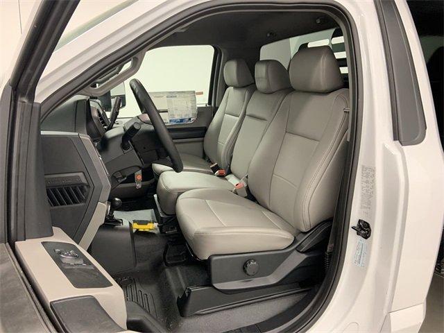 2019 F-350 Regular Cab DRW 4x4, Monroe MTE-Zee Dump Body #19F977 - photo 5