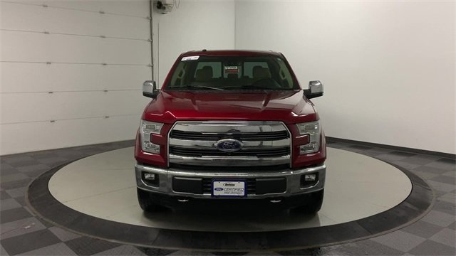 2016 F-150 SuperCrew Cab 4x4, Pickup #19F999A - photo 40