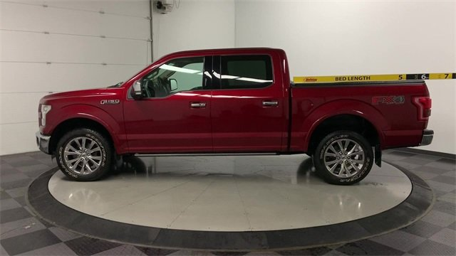 2016 F-150 SuperCrew Cab 4x4, Pickup #19F999A - photo 41