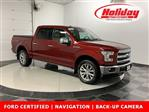 2016 F-150 SuperCrew Cab 4x4, Pickup #19F999A - photo 1