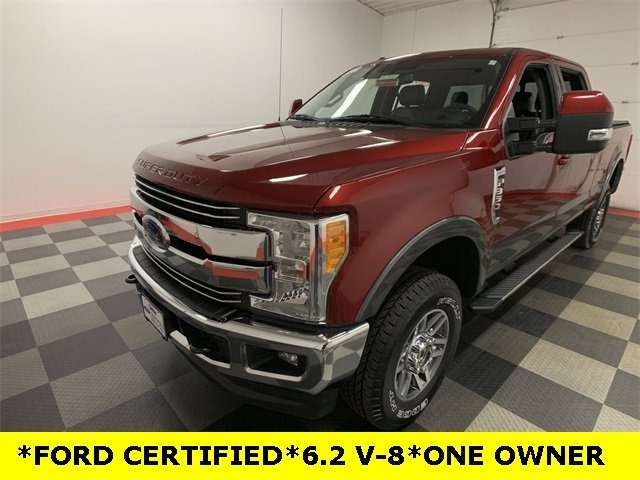 2017 F-350 Crew Cab 4x4,  Pickup #19G358A - photo 1