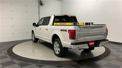 2017 F-150 SuperCrew Cab 4x4, Pickup #19G626A - photo 3