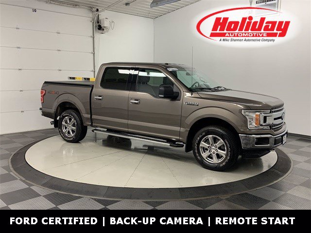 2018 Ford F-150 SuperCrew Cab 4x4, Pickup #20F114A - photo 1