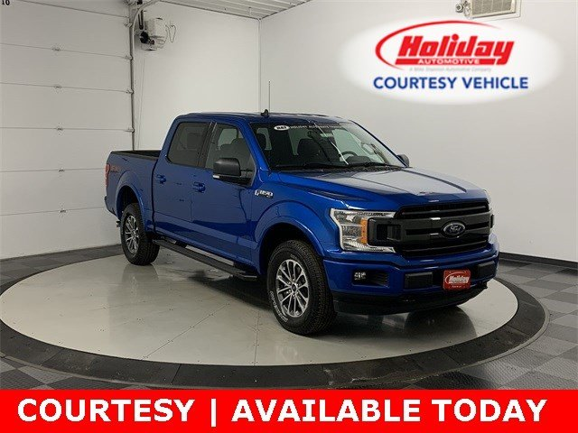 2020 F-150 SuperCrew Cab 4x4, Pickup #20F132 - photo 1