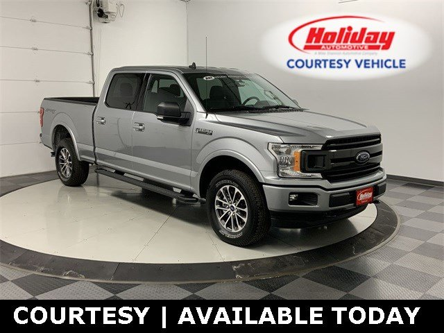 2020 F-150 SuperCrew Cab 4x4, Pickup #20F134 - photo 1