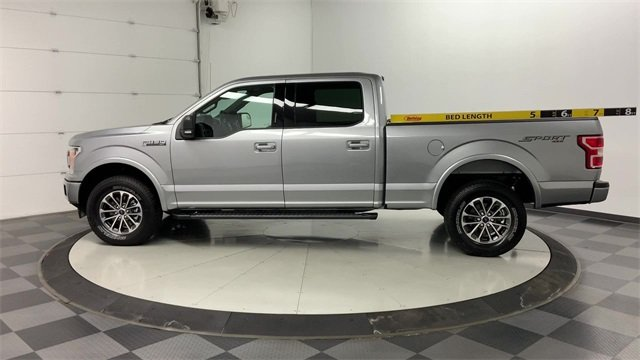 2020 F-150 SuperCrew Cab 4x4, Pickup #20F134 - photo 23