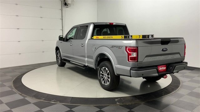 2020 F-150 SuperCrew Cab 4x4, Pickup #20F134 - photo 25