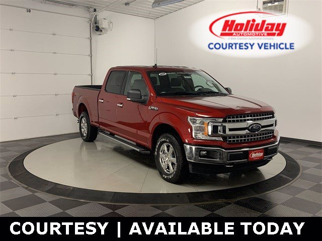 2020 Ford F-150 SuperCrew Cab 4x4, Pickup #20F138 - photo 1